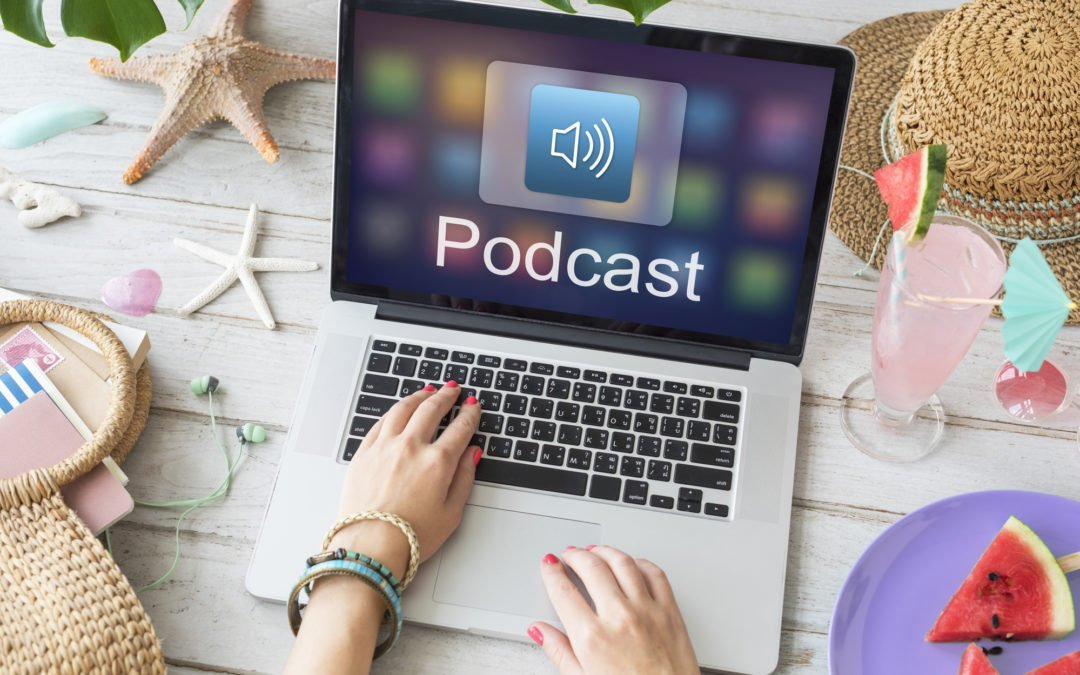 15 Inspirational Podcasts for Writers to Subscribe to Right Now